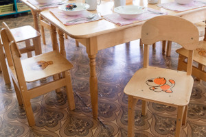 Столы и стулья на вырост не покупают